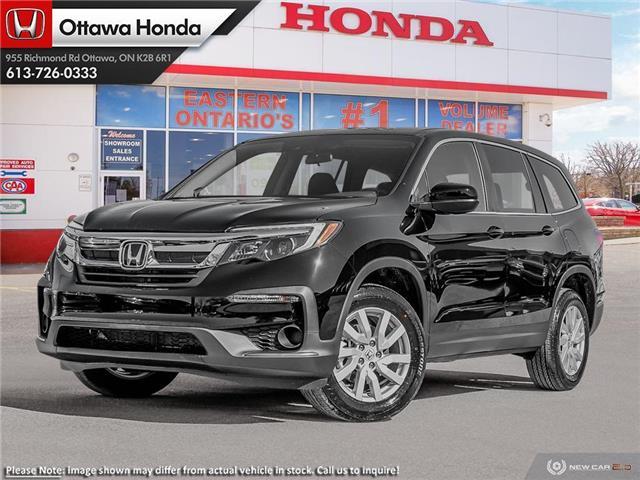 2021 Honda Pilot LX (Stk: 340450) in Ottawa - Image 1 of 23