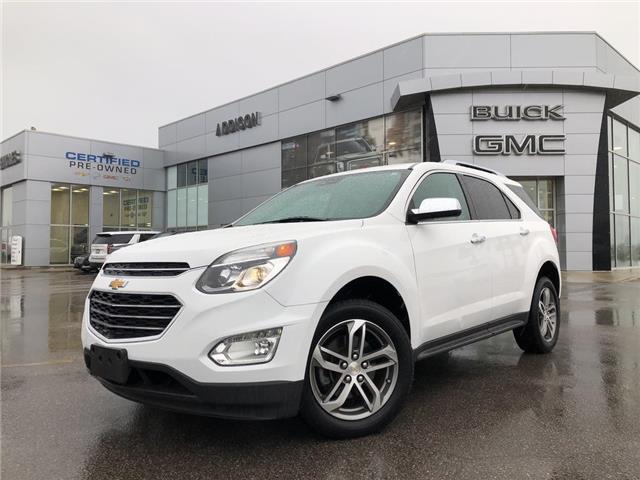 2017 Chevrolet Equinox Premier (Stk: U298522) in Mississauga - Image 1 of 21