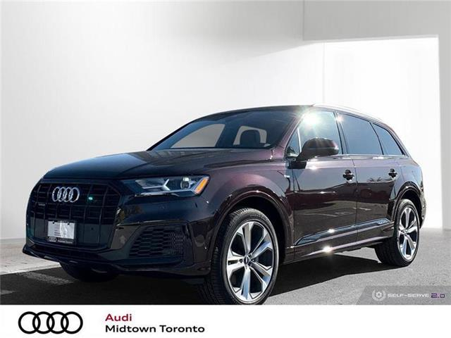 2020 Audi Q7 55 Progressiv (Stk: AU9358) in Toronto - Image 1 of 22