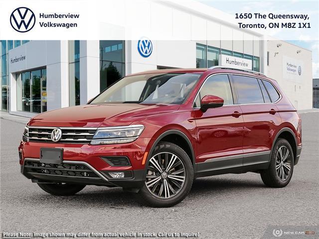 2020 Volkswagen Tiguan Highline (Stk: 98178) in Toronto - Image 1 of 23