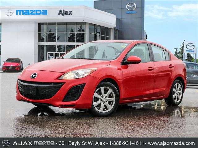 2011 Mazda Mazda3 GX (Stk: P5578A) in Ajax - Image 1 of 18