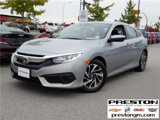 2017 Honda Civic EX (Stk: 0212191) in Langley City - Image 1 of 29