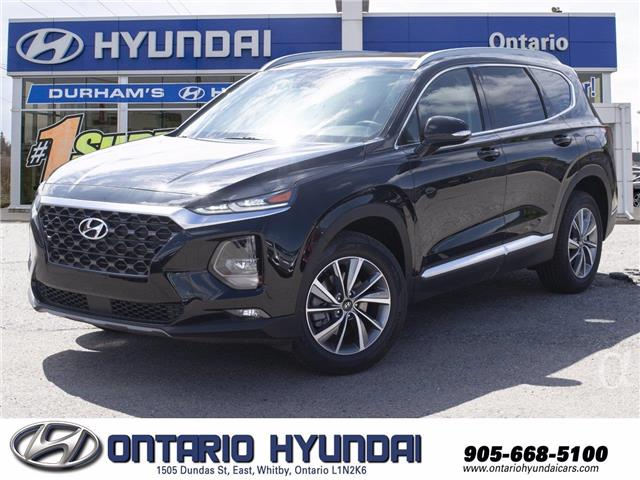2020 Hyundai Santa Fe Preferred 2.0 w/Sun & Leather Package (Stk: 252411) in Whitby - Image 1 of 20