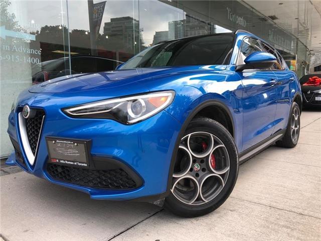 2018 Alfa Romeo Stelvio Base (Stk: 41U) in Toronto - Image 1 of 27