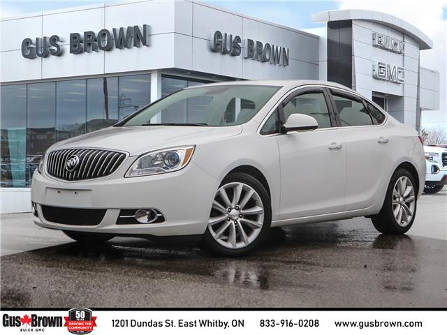 2014 Buick Verano Base (Stk: 4121153T) in WHITBY - Image 1 of 27