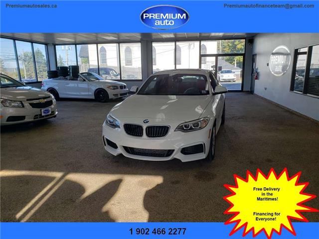 2015 BMW 228i xDrive (Stk: X95836) in Dartmouth - Image 1 of 20