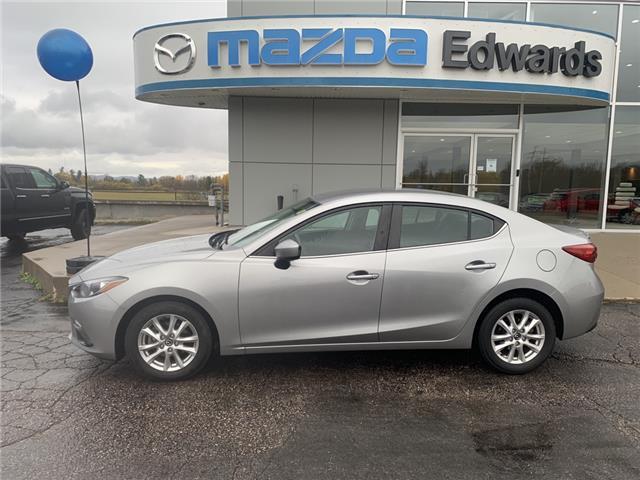 2015 Mazda Mazda3 GS (Stk: 22468) in Pembroke - Image 1 of 11