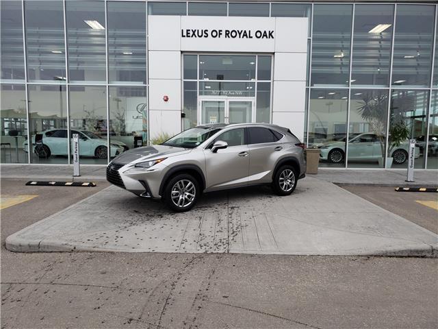 2021 Lexus NX 300 Base (Stk: L21051) in Calgary - Image 1 of 13