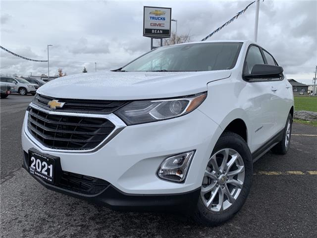 2021 Chevrolet Equinox LS (Stk: 09196) in Carleton Place - Image 1 of 10