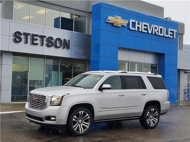 2019 GMC Yukon Denali (Stk: 21-010A) in Drayton Valley - Image 1 of 15