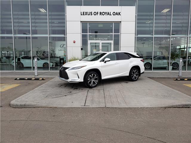 2021 Lexus RX 350L Base (Stk: L21053) in Calgary - Image 1 of 12