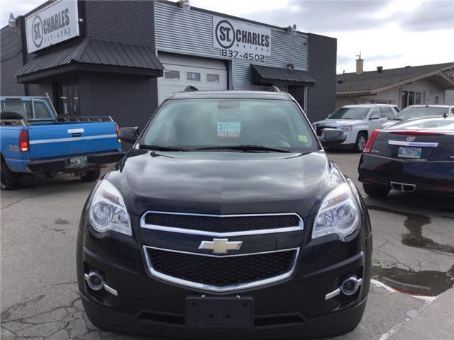 2012 Chevrolet Equinox 1LT (Stk: ) in Winnipeg - Image 1 of 17