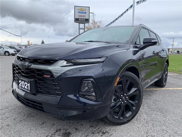 2021 Chevrolet Blazer RS (Stk: 00981) in Carleton Place - Image 1 of 21
