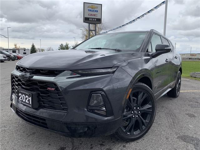 2021 Chevrolet Blazer RS (Stk: 00986) in Carleton Place - Image 1 of 21