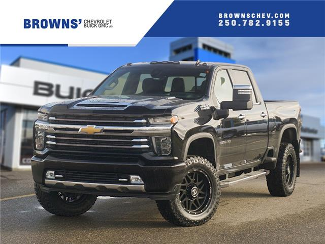 2020 Chevrolet Silverado 3500HD High Country (Stk: T20-1453) in Dawson Creek - Image 1 of 15