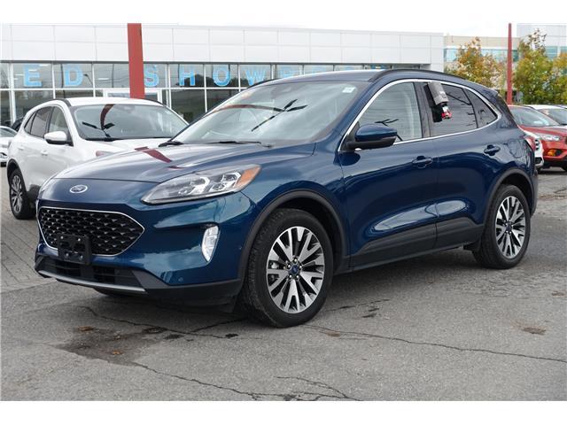 2020 Ford Escape Titanium Hybrid (Stk: 958640) in Ottawa - Image 1 of 15