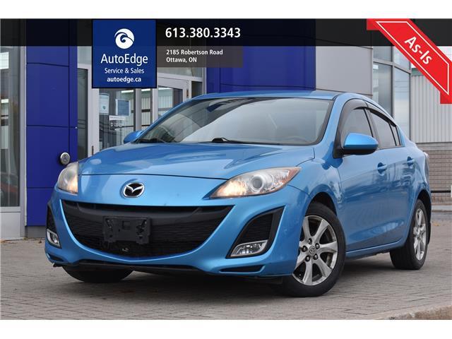 2011 Mazda Mazda3 GS (Stk: A0365) in Ottawa - Image 1 of 7