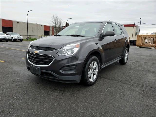2016 Chevrolet Equinox LS (Stk: A20286A) in Ottawa - Image 1 of 30