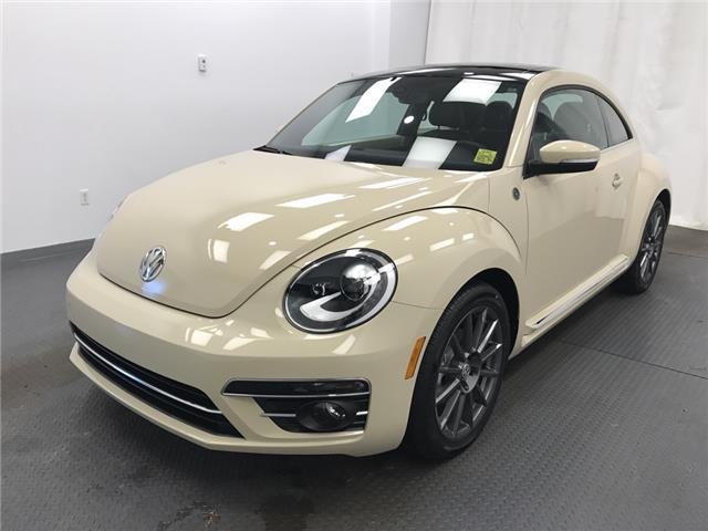 2019 Volkswagen Beetle Wolfsburg Edition (Stk: 221569) in Lethbridge - Image 1 of 27
