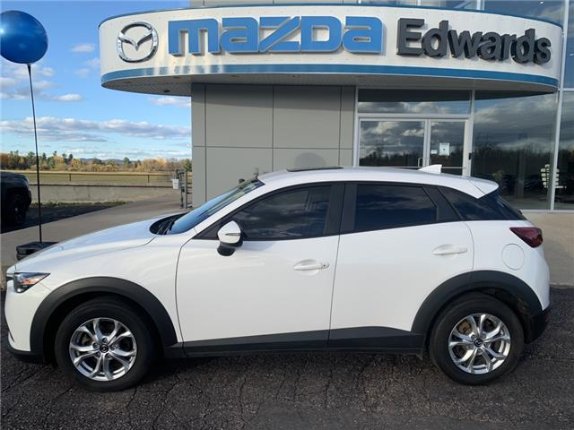 2016 Mazda CX-3 GS (Stk: 22474) in Pembroke - Image 1 of 12