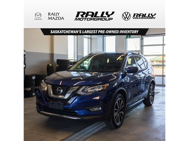 2018 Nissan Rogue SL (Stk: V1292) in Prince Albert - Image 1 of 15