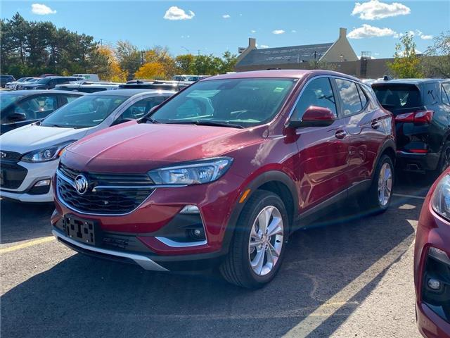 2021 Buick Encore GX Preferred (Stk: B1E004) in Mississauga - Image 1 of 5