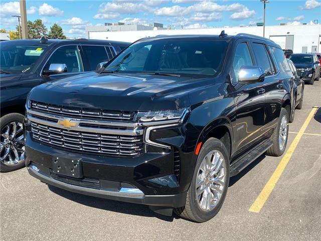2021 Chevrolet Tahoe Premier (Stk: T1K019T) in Mississauga - Image 1 of 5