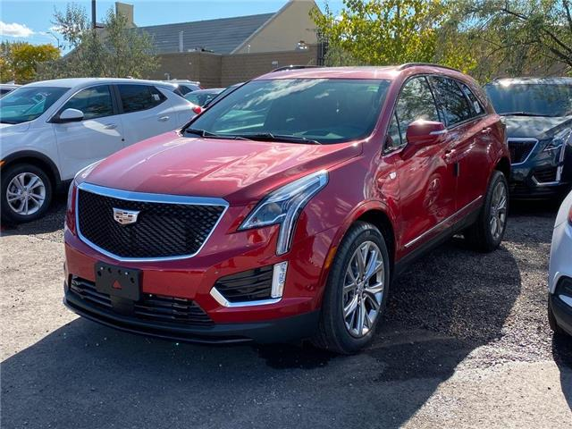 2021 Cadillac XT5 Sport (Stk: K1B036) in Mississauga - Image 1 of 5