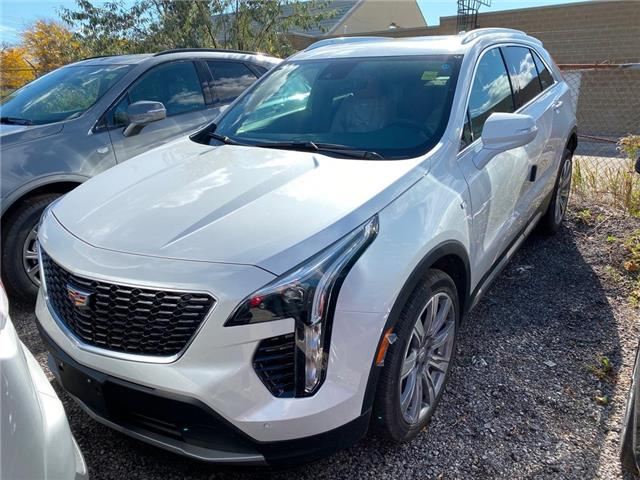 2021 Cadillac XT4 Premium Luxury (Stk: K1D027) in Mississauga - Image 1 of 5