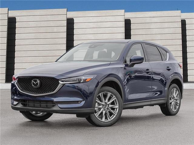 2021 Mazda CX-5 GT w/Turbo (Stk: 21369) in Toronto - Image 1 of 10