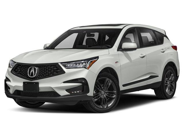 2021 Acura RDX A-Spec (Stk: 21076) in London - Image 1 of 9