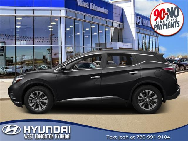 2017 Nissan Murano  (Stk: P1460) in Edmonton - Image 1 of 1