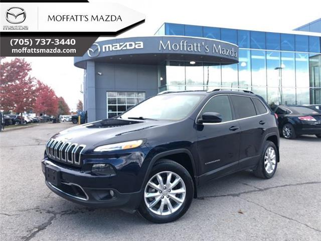 2016 Jeep Cherokee Limited (Stk: 28644) in Barrie - Image 1 of 24