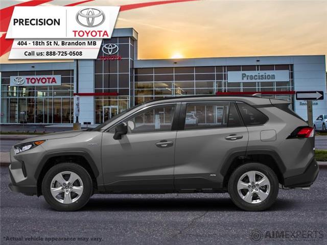2021 Toyota RAV4 LE AWD (Stk: 21017) in Brandon - Image 1 of 1