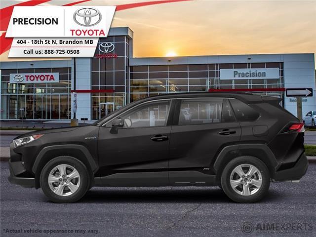2021 Toyota RAV4 Hybrid LE (Stk: 21021) in Brandon - Image 1 of 1