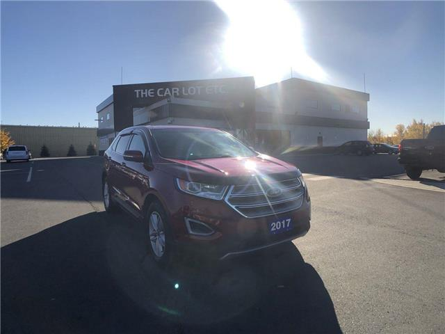 2017 Ford Edge SEL (Stk: 20539) in Sudbury - Image 1 of 24