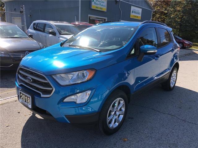2018 Ford EcoSport SE (Stk: 98228) in Belmont - Image 1 of 22