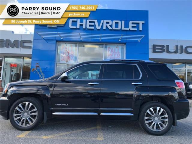 2017 GMC Terrain Denali (Stk: 21-010A) in Parry Sound - Image 1 of 23