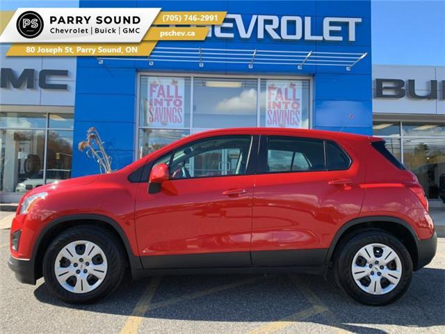 2015 Chevrolet Trax LS (Stk: PS20-037A) in Parry Sound - Image 1 of 18