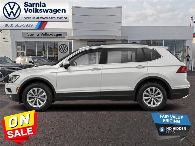 2020 Volkswagen Tiguan Highline (Stk: V2093) in Sarnia - Image 1 of 1