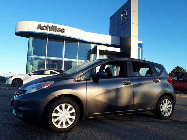 2016 Nissan Versa Note  (Stk: L1220A) in Milton - Image 1 of 13