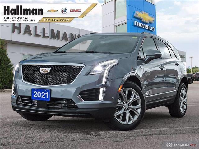 2021 Cadillac XT5 Sport (Stk: 21008) in Hanover - Image 1 of 26