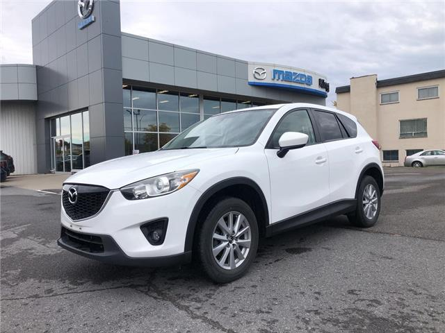 2015 Mazda CX-5 GS (Stk: 20T085A) in Kingston - Image 1 of 15