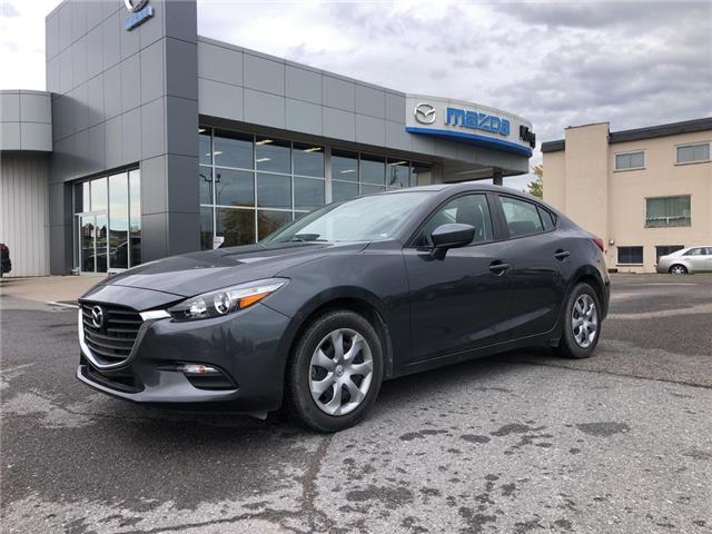 2018 Mazda Mazda3 GX (Stk: 20P047) in Kingston - Image 1 of 2