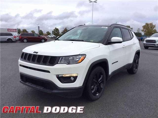 2020 Jeep Compass North (Stk: L00142) in Kanata - Image 1 of 27