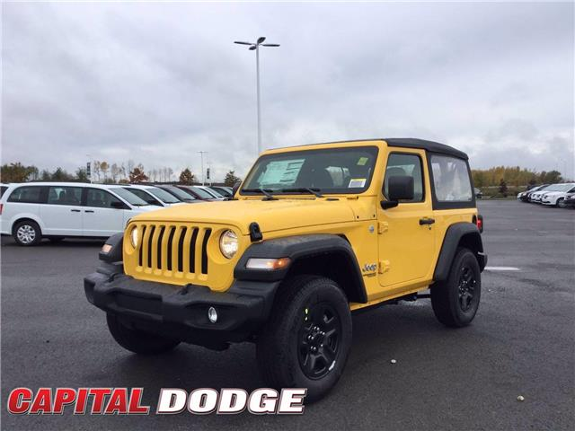 2021 Jeep Wrangler Sport (Stk: M00048) in Kanata - Image 1 of 19
