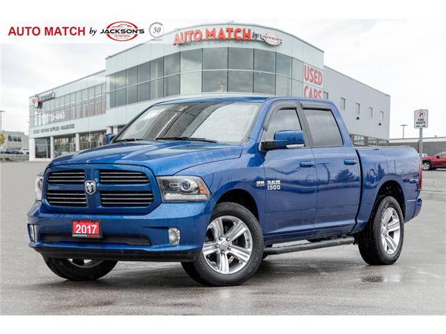 2017 RAM 1500 Sport (Stk: U6743) in Barrie - Image 1 of 19