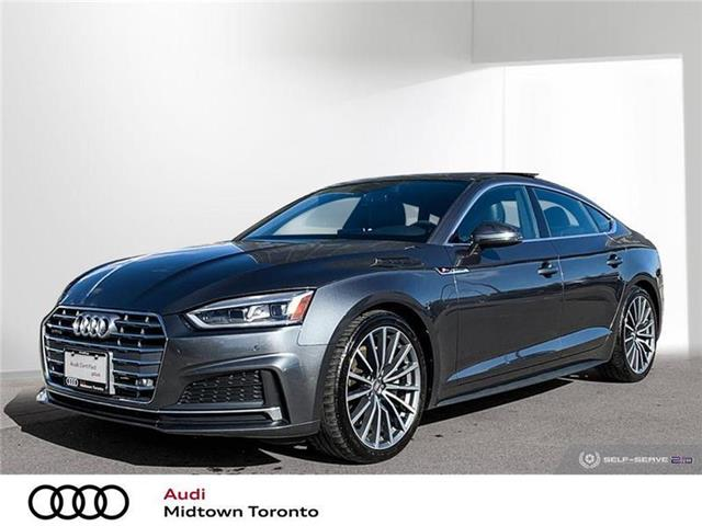 2018 Audi A5 2.0T Progressiv (Stk: P8371) in Toronto - Image 1 of 22