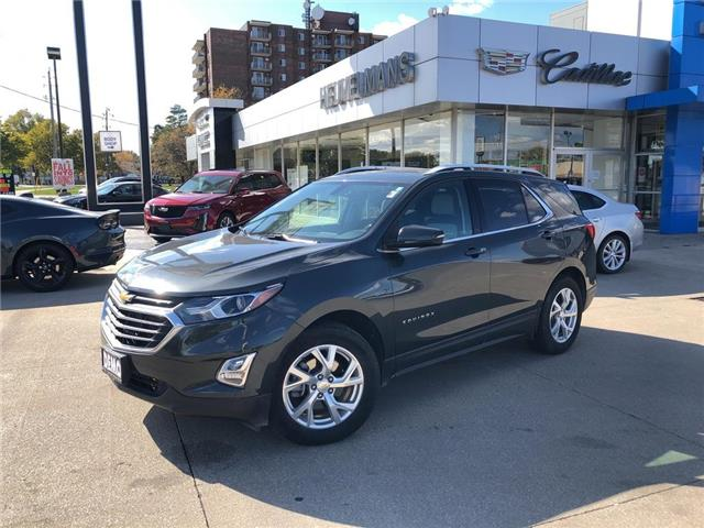 2019 Chevrolet Equinox LT (Stk: 20006A) in Chatham - Image 1 of 17
