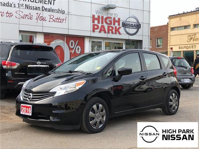 2016 Nissan Versa Note 1.6 S (Stk: B16048) in Toronto - Image 1 of 15